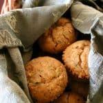 Chai Spiced Zucchini Muffins