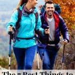If you are just getting into hiking, you'll want to check out the 7 best things to bring on a hike. It is always more fun if you are prepared!
