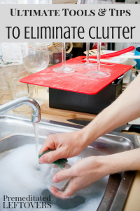 These Home Organizer tips will help you to easily rid your life of clutter that is building up! Check out our top tips and secret tool to stay organized and clutter free!