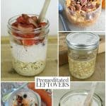 10 Overnight Oatmeal Recipes