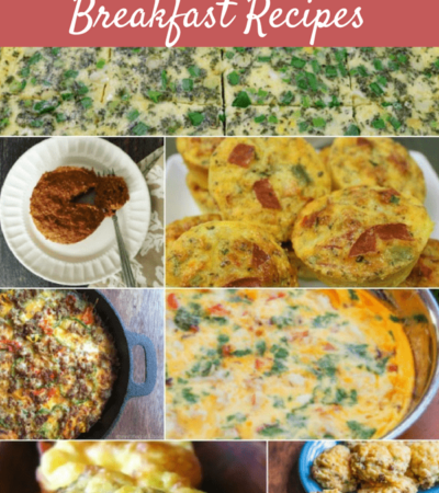 Keto Breakfast Recipes are a must for a great start to your day! These easy keto recipes are delicious and full of flavor for your keto diet recipe needs!