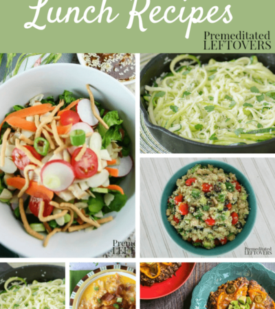 This list of 20 Keto Lunch Recipes is going to revitalize your menu plan! Ketogenic diets are easy to manage when you have delicious recipes!