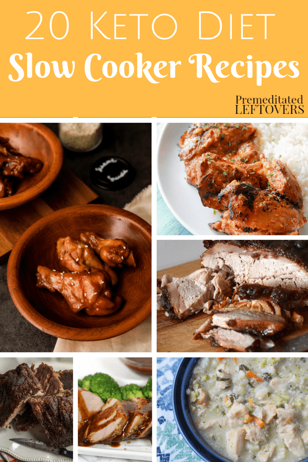 Keto Slow Cooker Recipes will make meal time easier than ever! Check out our favorite ideas for simple and delicious meals full of flavor!