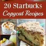 20 Starbucks Copycat Recipes