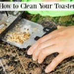 How often do you clean your toaster? It is easy to forget about it when cleaning the kitchen. Here is a quick guide on how to clean your toaster.