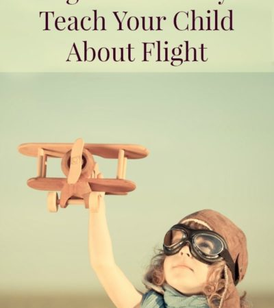 National aviation day is a great time to teach your kids about the history of aviation and how airplanes work. Here are some ideas and resources.