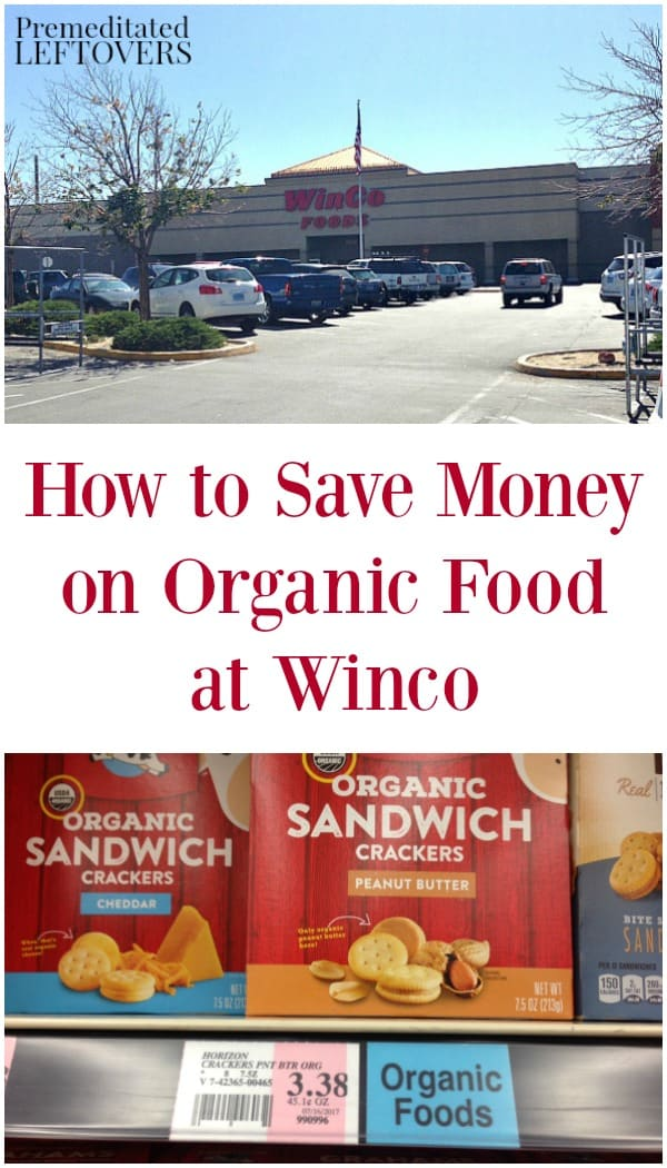 You can knock out most of your organic grocery list at Winco if you know what to look for! Here are some tips on how to save on organic food at Winco.