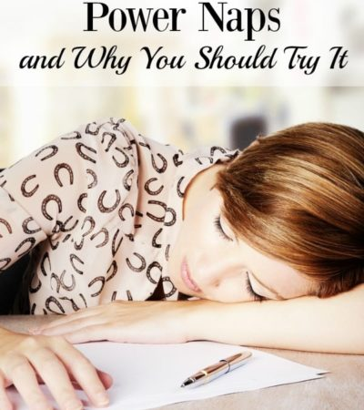Tips for Taking Power Naps and Why You Should Try It