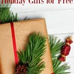 6 Ways to Wrap Holiday Gifts for Free