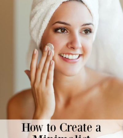 Whether you are going minimalist or just trying to find the bathroom counter, the tips on how to create a minimalist beauty routine are for you.