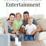 How to Save Money on Home Entertainment