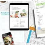 Gluten-Free Meal Planning Resources - cookbooks, meal plans, and shopping lists