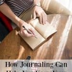 How Journaling Can Help You Achieve Your New Year's Resolutions