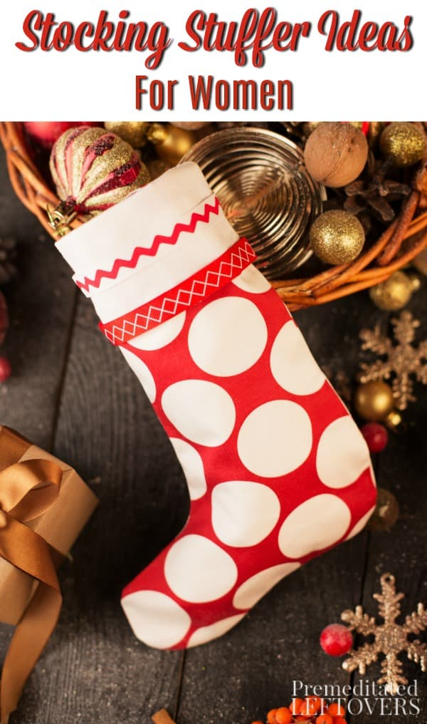 Are you looking for stocking stuffers for her? We found some great stocking stuffer for women that are gorgeous mixed with a pinch of practical.