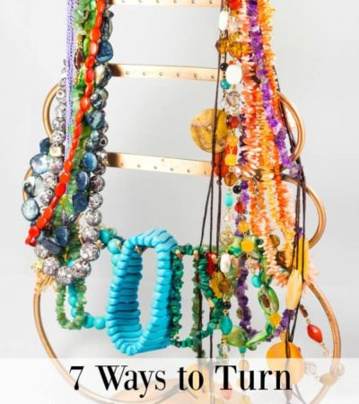Do you have unused jewelry that you would like to sell? Here are 7 ways to turn unwanted jewelry into to cash that will help you get the best price for your old jewelry.