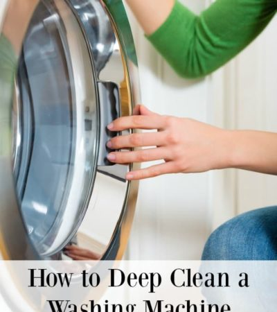 Here is an easy guide on how to deep clean a washing machine and remove odors, including separate instructions for top-loading and front-loading washers.