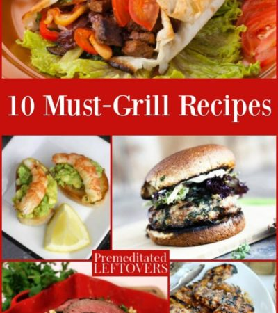 Summer grill recipes