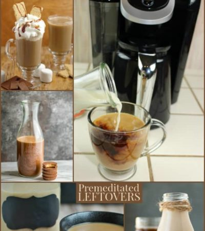 16 Homemade Coffee Creamer Recipes