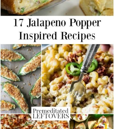 17 Jalapeno Popper Recipes