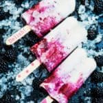 Very Berry Popsicles Recipe