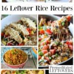 Leftover rice recipes
