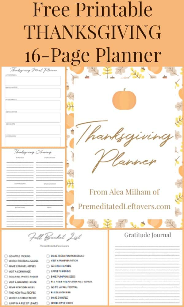 photo relating to Thanksgiving Planner Printable identify Thanksgiving Planner - Cost-free Printable Coming up with Internet pages