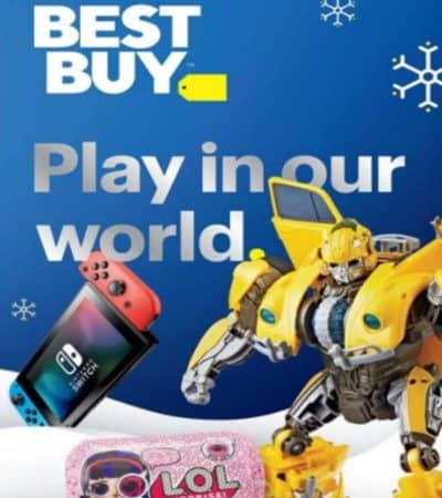 The 2018 Holiday Best Buy Toy Book with Gift Ideas for Kids
