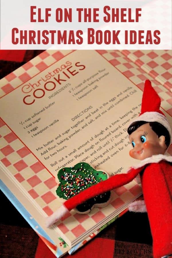 Elf on the Shelf Christmas Book ideas