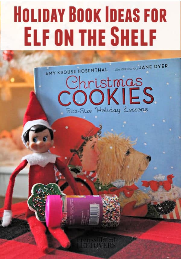 Holiday Book Ideas for Elf on the Shelf