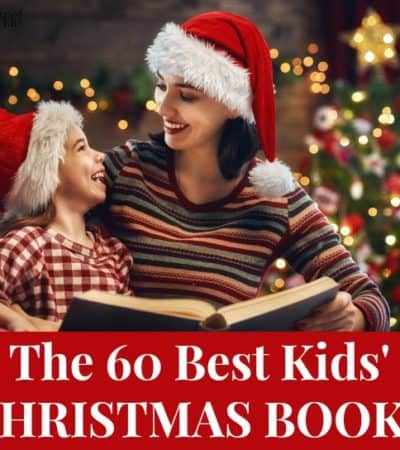 The Best Kids Christmas Books to Read with them during the Advent season.