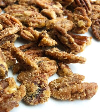 candied pecans recipe sweet