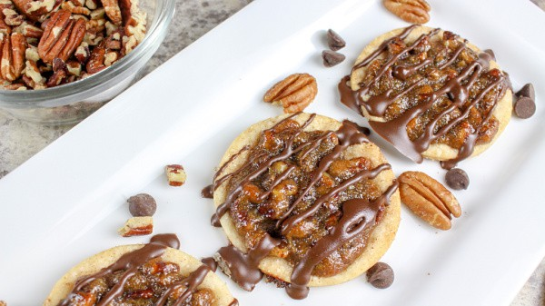 how to make homemade pecan pie crust cookies