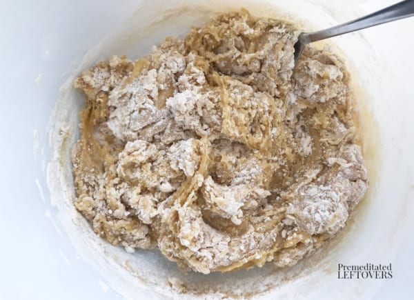 chocolate chip cookie recipe dry ingredients