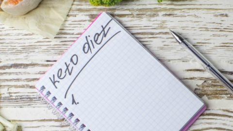 Keto Diet Meal Plan with Keto Recipes for breakfast, lunch, and dinner. Includes free printable meal plans.