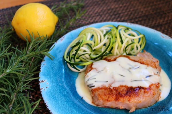 pan fried pork chop recipe with cream sauce