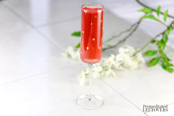 Delicious Valentine's Day Cocktail Recipe