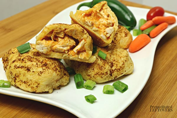 buffalo chicken hot pocket recipe