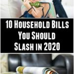 10 Household Expenses You Should Cut in 2020
