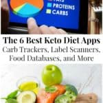 The 6 best keto diet apps