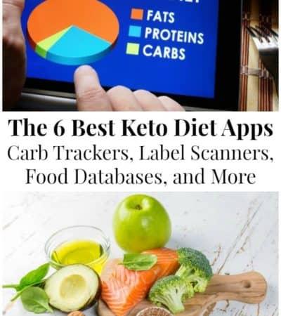 The 6 best keto diet apps
