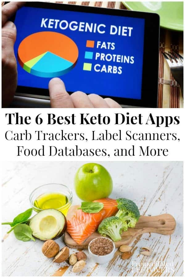 apps to track keto diet