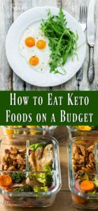 Going on the keto diet doesn't have to be expensive. These tips for eating keto on a budget will help you stick you your diet without breaking the bank.