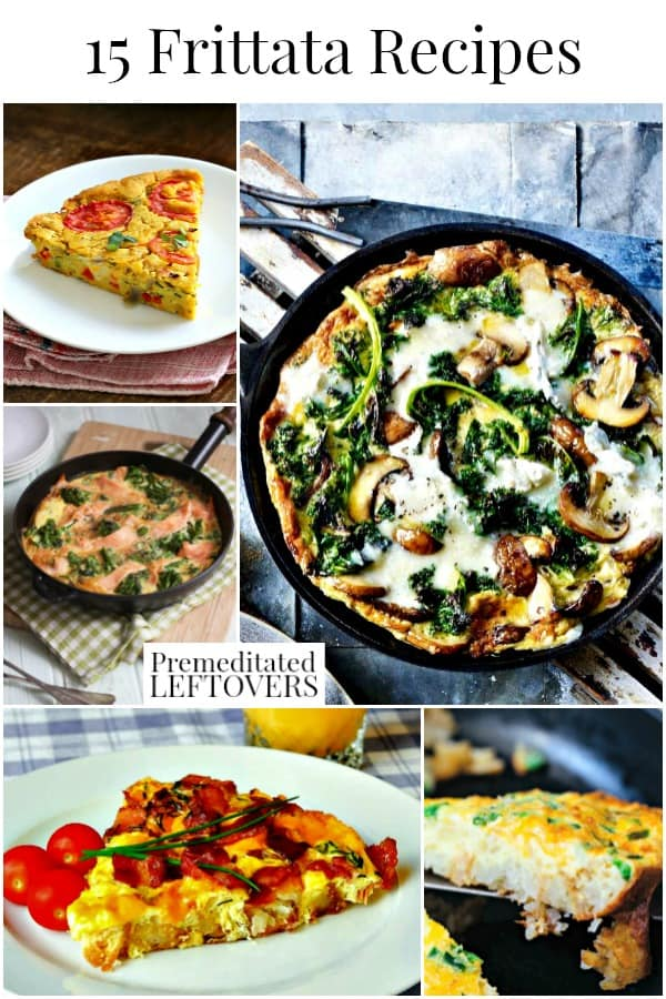 Quick and easy Frittata recipes