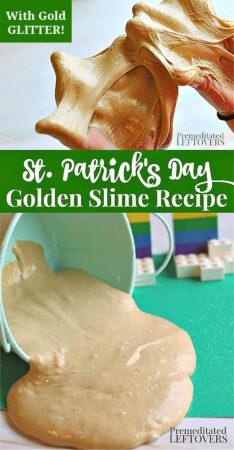 St.-Patricks-Day Slime-Recipe