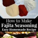 how to make fajita seasoning