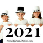 easy New Year's Eve Activities for Kids 2021