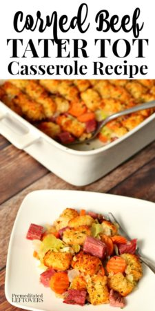 corned beef and tater tot casserole recipe