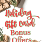 holiday bonus gift card offers